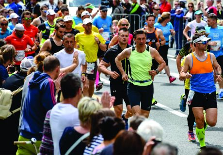 Častni pokrovitelj 5. tekaške prireditve Rad 'mam TEK je predsednik Republike Slovenije Borut Pahor.