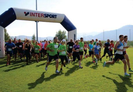 Pričetek tekaških priprav v ponedeljek, 8. septembra 2014